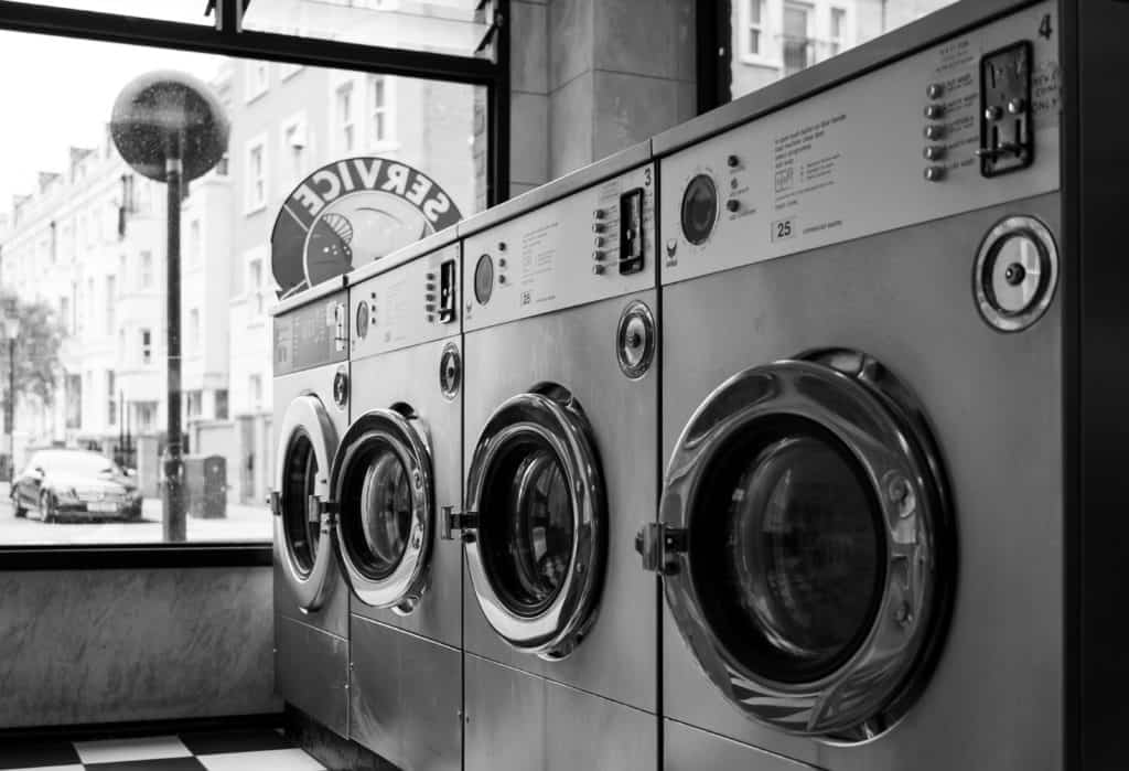 flash fiction laundromat