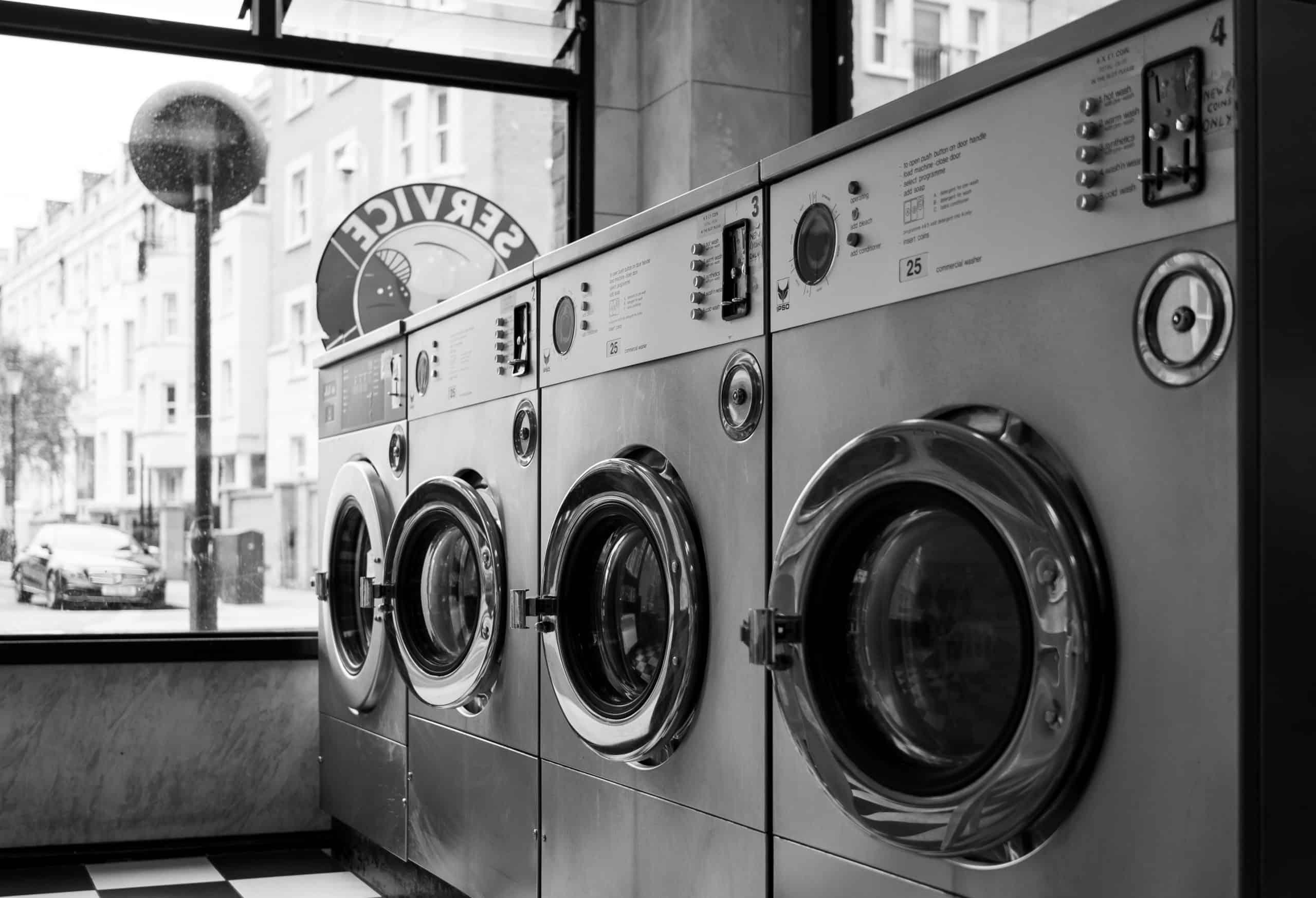 flash fiction laundromat